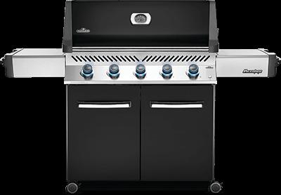 Prestige 665 Gas Grill , Black , Natural Gas