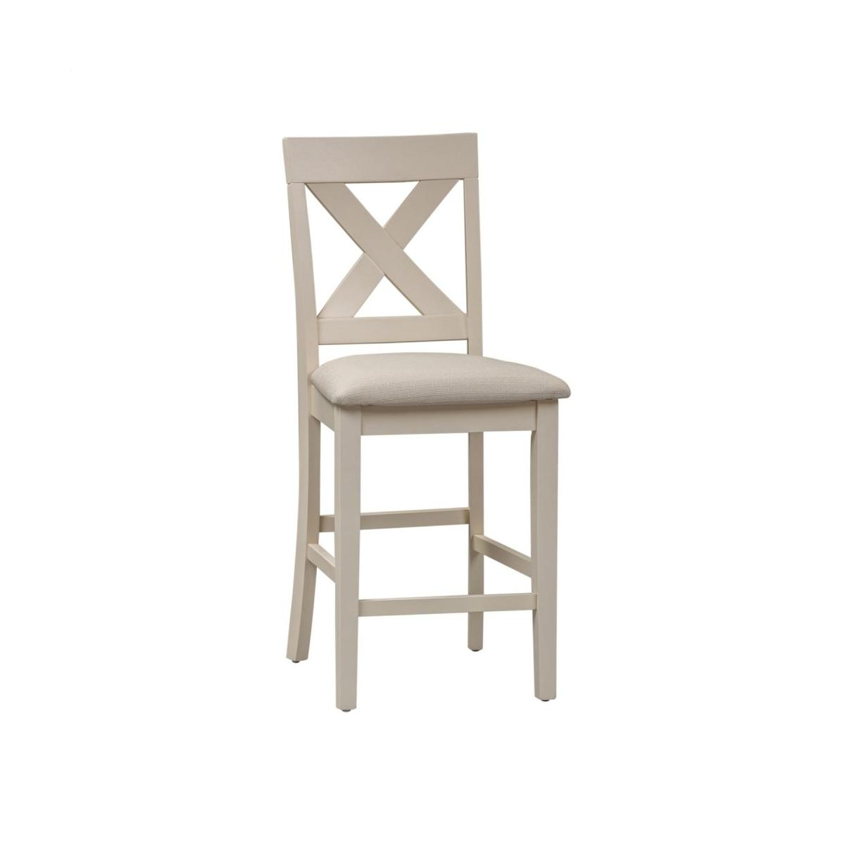 X Back Counter Chair- Single Chair