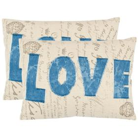 Amore Pillow - Blue