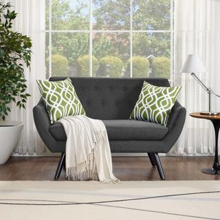 Allegory Loveseat in Gray