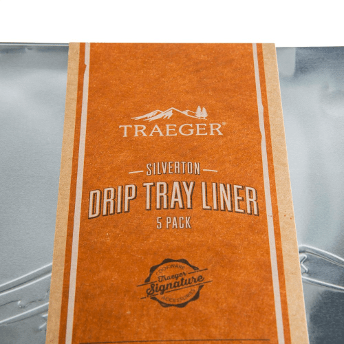 Traeger Drip Tray Liners - 5 Pack - Silverton Grill