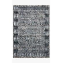 View Product - MEL-01 ED Denim / Silver Rug