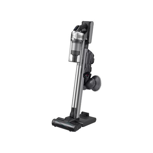 Product Image - Jet VS90 Cordless Stick Vacuum with Spinning Sweeper in Titan ChroMetal