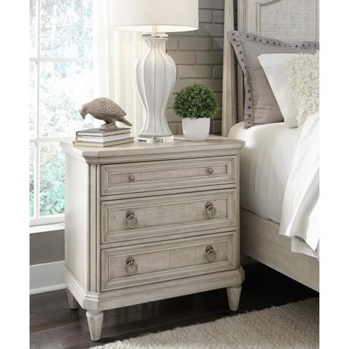 Linen Grace Nightstand