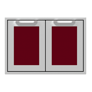 "30"" Hestan Outdoor Double Access Doors - AGAD Series - Tin-roof"
