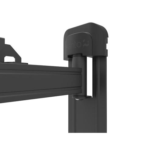 """Samsung - PS400 Full Motion Mount for 30"""" to 70"""" TVs - VESA Compliant up to 400x400"""