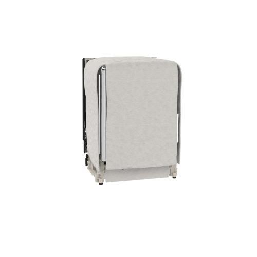 44 dBA Dishwasher in PrintShield Finish with FreeFlex Third Rack - Black Stainless