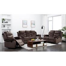 COCOA SHORT PLUSH RECLINING SOFA & LOVESEAT