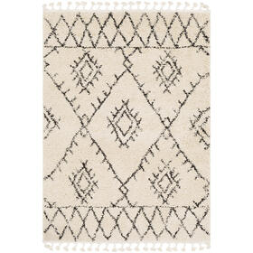 "Berber Shag BBE-2305 7'10"" Square"