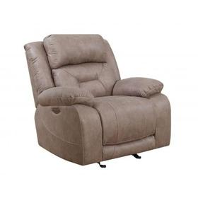 Aria Dual-Power Recliner, Desert Sand