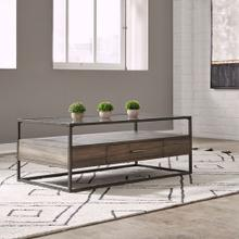 View Product - Rectangular Cocktail Table