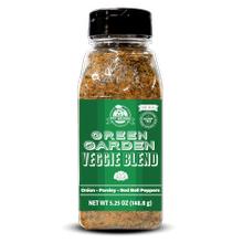 5.25 oz Green Garden Veggie Blend Rub