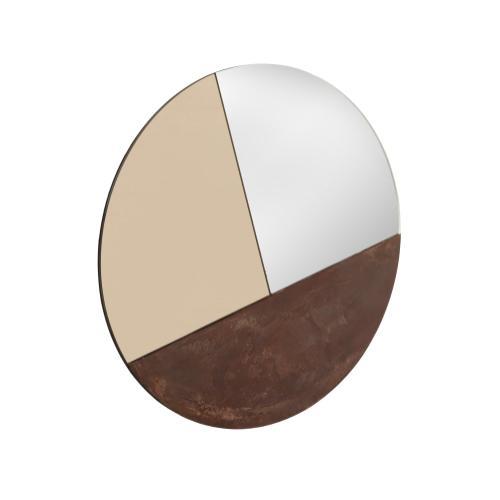 Tov Furniture - Mixt Round Mirror