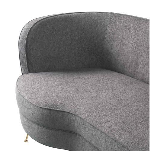 Product Image - Flare Grey Tweed Sofa