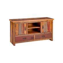 See Details - Crested Butte 2 Door 2 Drawer TV Stand