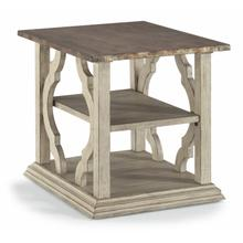 See Details - Estate End Table