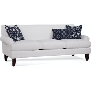 Cheshire 3 over 3 Sofa with Tapered Legs