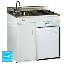 """View Product - 36"""" Compact Kitchen"""