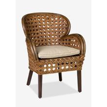 Sahara occasional chair (27x27x37)