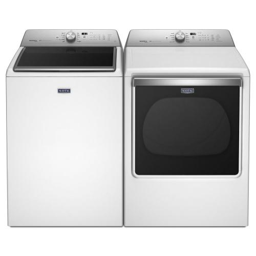 8.8 cu. ft Extra-Large Capacity Dryer with Steam Refresh Cycle