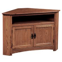 View Product - Mission Corner Entertainment Cabinet