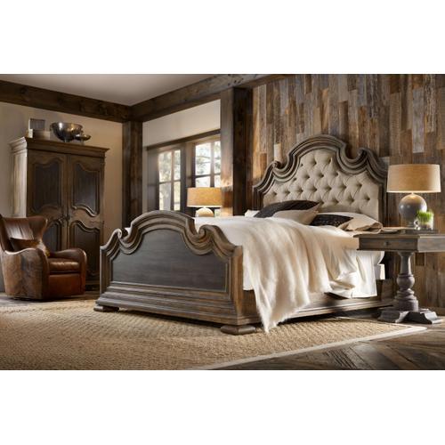 Fair Oaks 6/0-6/6 Upholstered Headboard