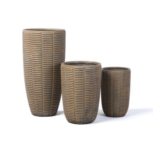 Tall Benito Planter - Set of 3