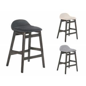 Samar Counter Height Chair Ivory