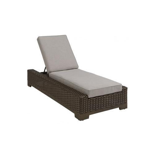 Brannon Outdoor Chaise Lounge Chair