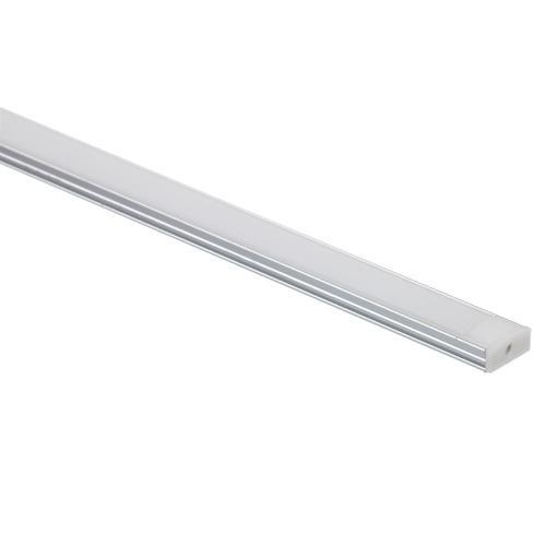 "LED Shallow Track Alum Xtr 78.7"""