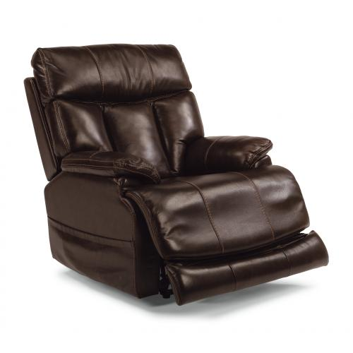 Clive Power Recliner with Power Headrest & Lumbar