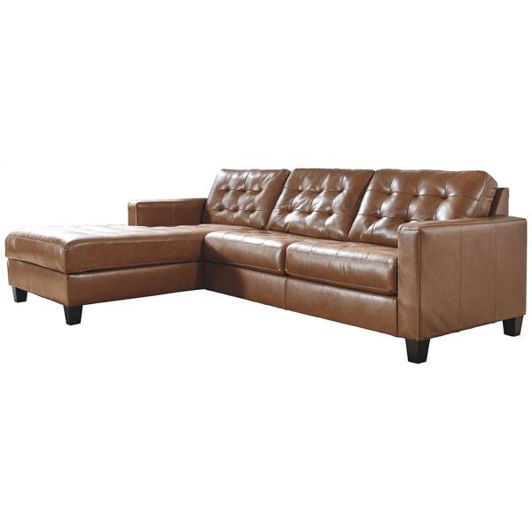 See Details - Baskove 2-piece Sectional With Chaise