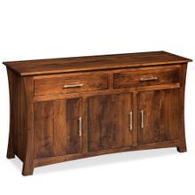 See Details - Loft Console Cabinet, 54'w x 16'd x 30 'h