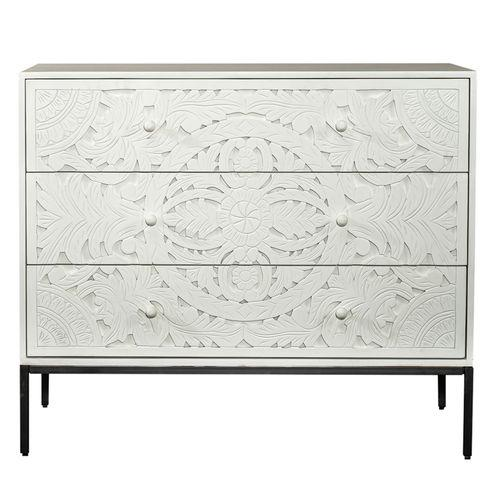 Liberty Furniture Industries - 3 Drawer Accent Cabinet