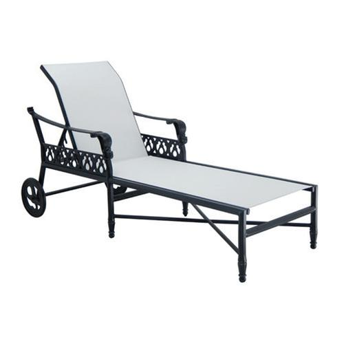 Castelle - Biltmore Sling Chaise Lounge