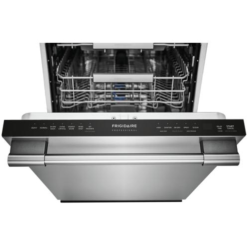 Frigidaire Professional - Frigidaire Professional 24'' Built-In Dishwasher with EvenDry™ System