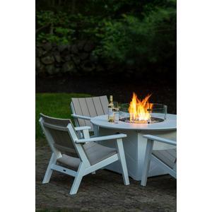 "Aura 50"" Round Fire Table (901)"