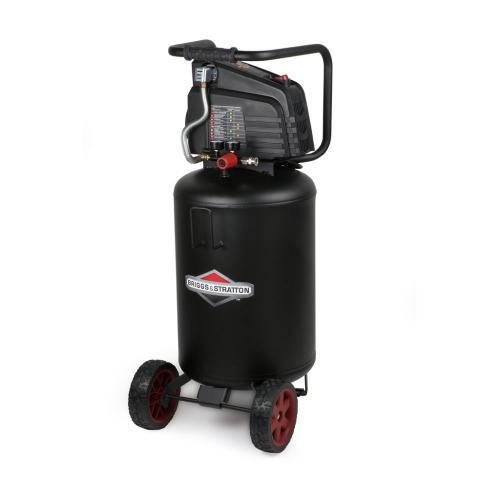 Briggs and Stratton - 20 Gallon Air Compressor - Take on any tough jobsite