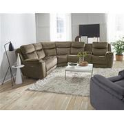 LAF Single Seat Recliner with Power Headrest Product Image