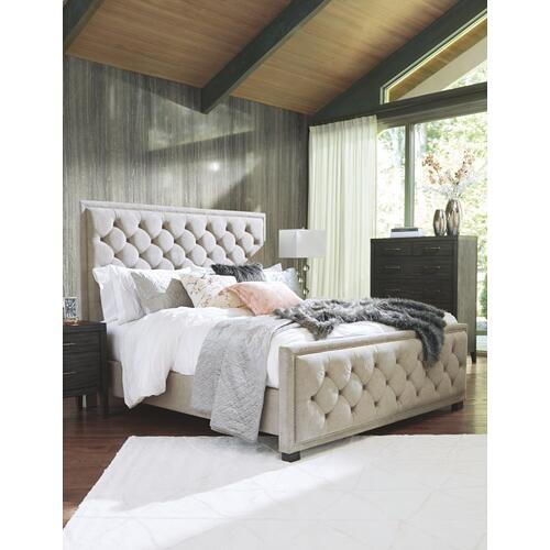 Bellvern Queen Upholstered Bed