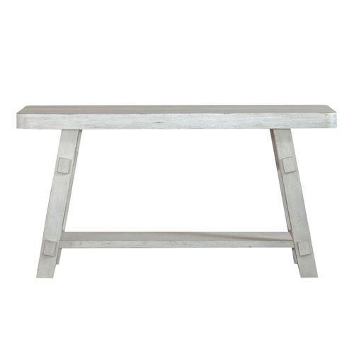Splay Leg Sofa Table