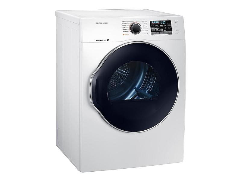 4.0 cu. ft. Electric Dryer in White Photo #2