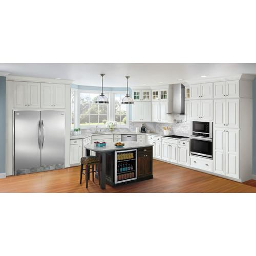 Product Image - Frigidaire Gallery 30'' Electric Wall Oven/Microwave Combination