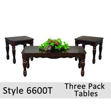 See Details - 6600T - 6600 Tables