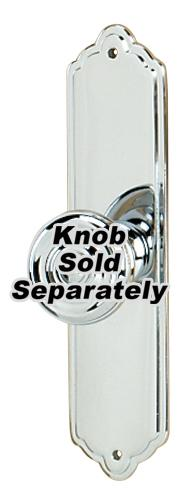 Escutcheon A1226-4 - Polished Chrome