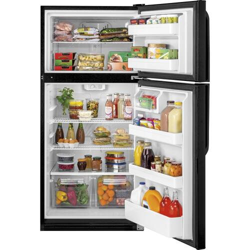 Gallery - 18.1 Cu. Ft. Top Freezer Refrigerator