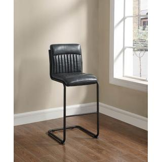 Float Bar Stool Black