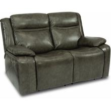 See Details - Journey Power Reclining Loveseat with Power Headrests