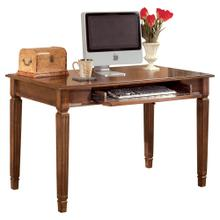 Hamlyn Home Office Small Leg Desk Medium Brown