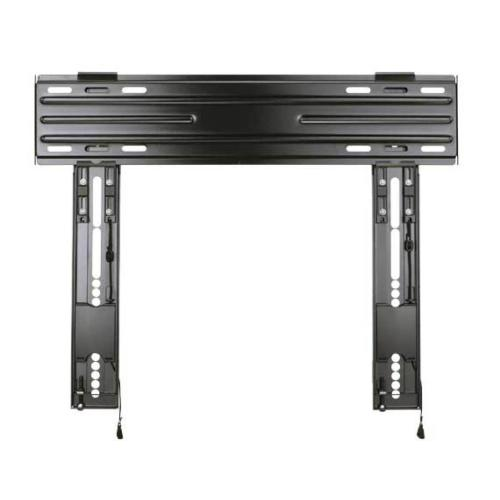 "Black HDPro Super Slim Fixed-Position Wall Mount for 32"" - 50"" flat-panel TVs"